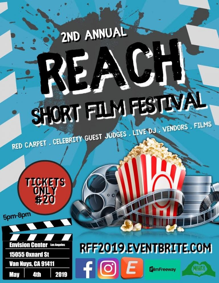 Castar partners with REACH Film Festival!