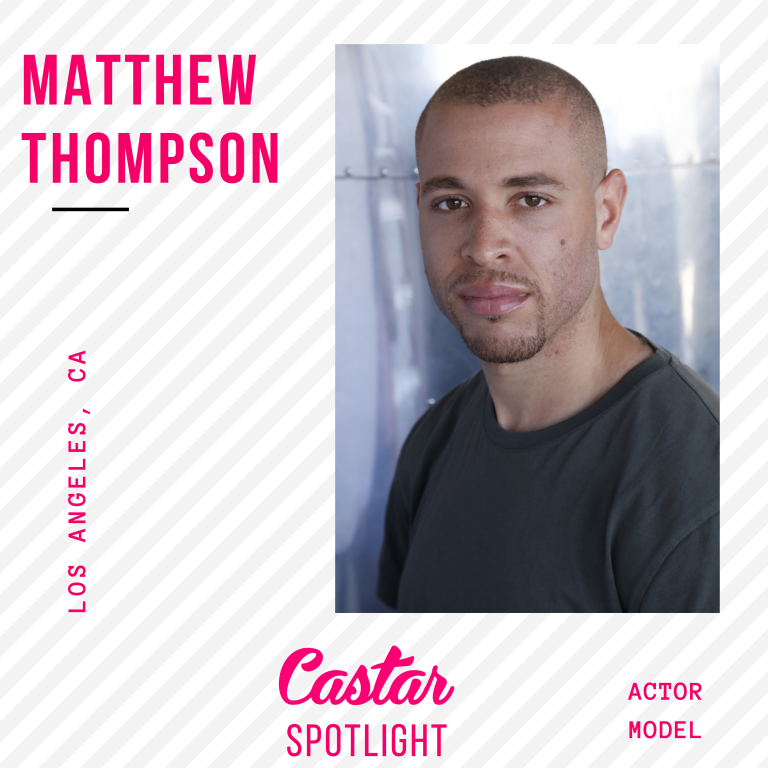 #CastarSpotlight:MATTHEW THOMPSON