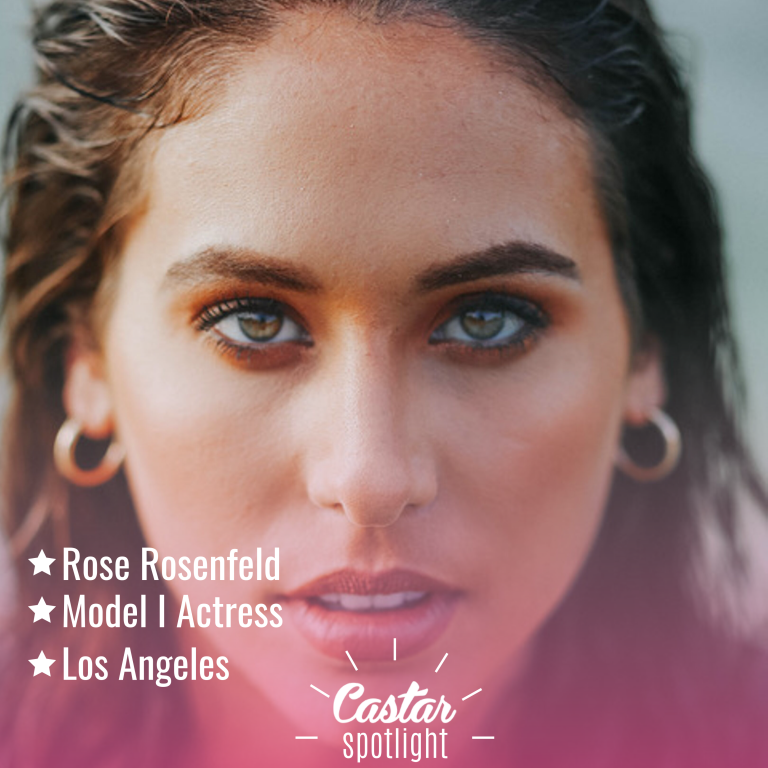 #CastarSpotlight: ROSE ROSENFELD