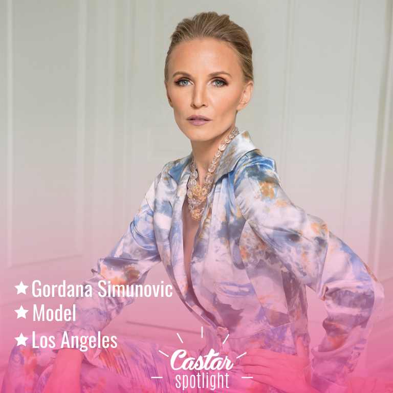 #CastarSpotlight: GORDANA SIMUNOVIC