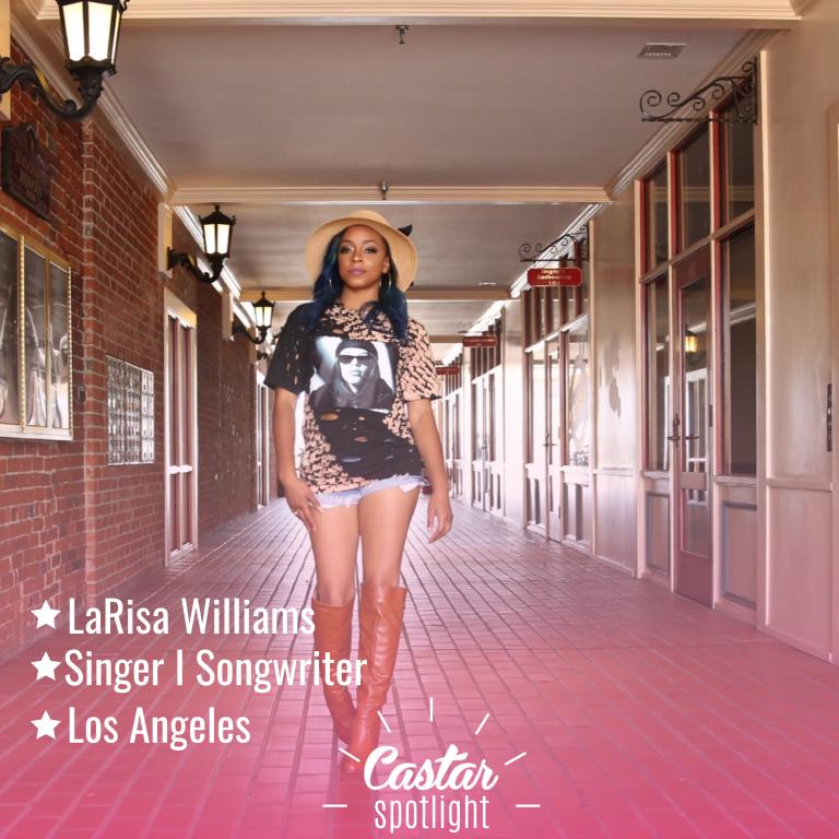 #CastarSpotlight: LaRisa Williams